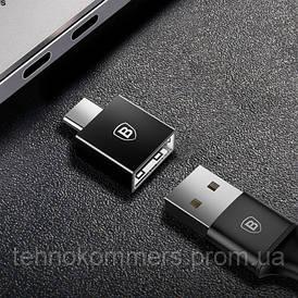 Адаптер Baseus USB 2.0 type A, USB type-C