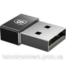 Адаптер Baseus Exquisite USB Male to Type-C Female Adapter Converter