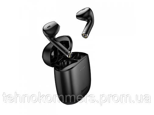 Навушники Baseus Bluetooth Black, фото 2