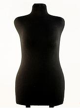 Манекен брючный портновский черный модель Любовь, 48 размер