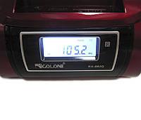 Бумбокс радиоприемник MP3 Golon RX 662Q, портативная акустика