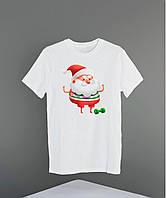Чоловіча футболка Santa Claus