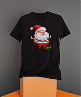 Мужская футболка Santa Claus, фото 1
