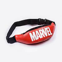 Поясная сумка (бананка) - MARVEL 3