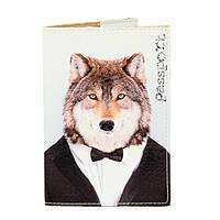Волк в костюме