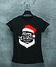 Женская футболка Merry Christmas