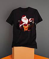 Мужская футболка Santa, фото 1
