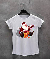 Женская футболка Santa, фото 1