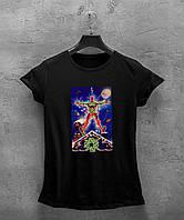 Жіноча футболка Deadpool Christmas, фото 1