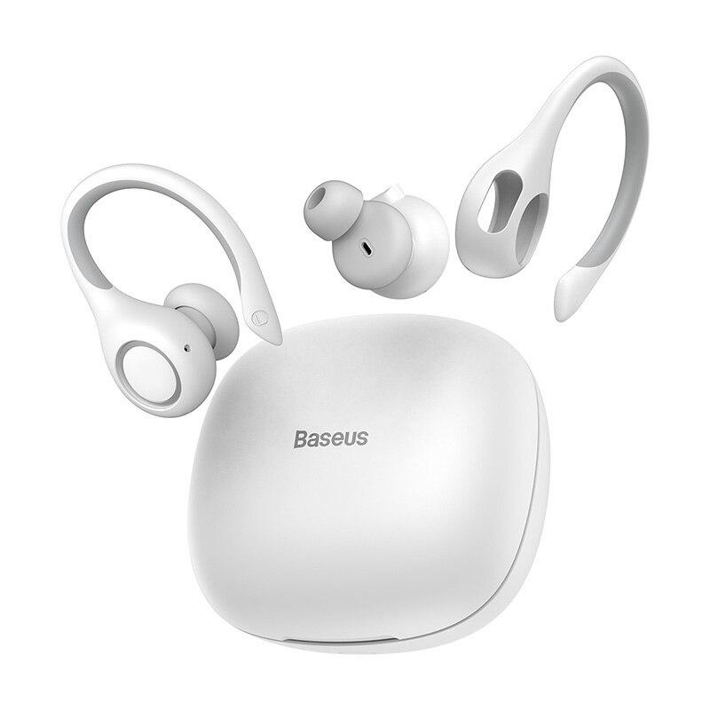 Навушники Baseus W17 Bluetooth White