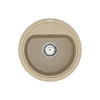 Кухонна мийка Lira LMR 01.44 Safari + сифон