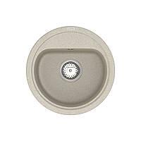 Кухонна мийка Lira LMR 01.44 Terra + сифон