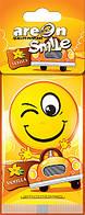 Ароматизатор в авто Areon Smile Vanilla