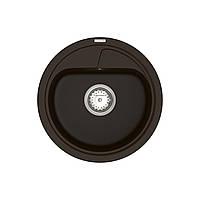 Кухонна мийка Polo PMR 01.44 Chocolate + сифон