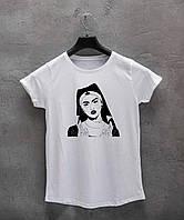 Жіноча футболка Nun, фото 1