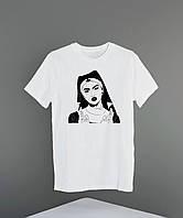 Мужская футболка Nun, фото 1