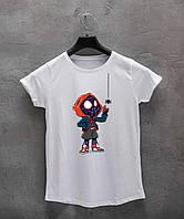 Жіноча футболка Spider-Man, фото 1