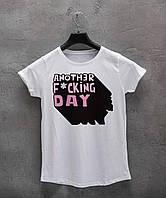 Жіноча футболка Another F*cking Day, фото 1