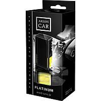 Ароматизатор в авто Areon Parfume обдув Platina