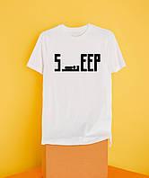 Чоловіча футболка Sleep