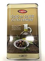 Оливковое масло первого холодного отжима, 1 л