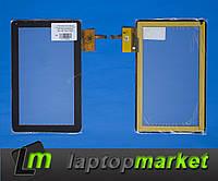 """Тачскрин (сенсорное стекло) для планшета 10.1"""" Reellex tab-10b-01, 257*159, 12pin, black"""