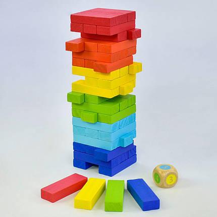 """Настільна розвиваюча гра """"Вежа"""" 7362 """"FUN GAME"""", фото 2"""