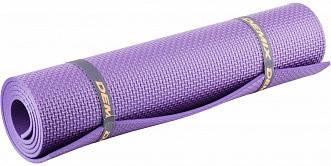 """Універсальний тонкий килимок для Дорослих, Килимок """"Комфорт"""" для йоги 1800х600х8мм. Туристичний килимок, фото 2"""