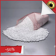 Наполнитель для кресло-мешок 180 литров, пенопластовые шарики для кресло-груша  (Бесплатной доставки нет), фото 3