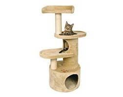 Когтеточка-домик для кота Oviedo 105 см