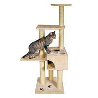 Когтеточка-домик для кошки Alicante 142 см