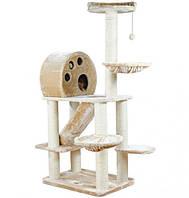 Домик для кота Allora 176 см бежевый
