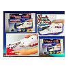 Швейна машинка mini Sewing, Швейна машинка міні ручна FHSM handy stitch автономна компактна, фото 4