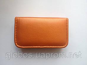 Маникюрный дорожный набор GLOBOS 710-8N orange, фото 2