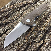 Нож TwoSun TS85 Brown
