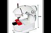 Швейная машинка mini Sewing Machine, Портативная Мини швейная машинка 4 в 1, Mini Sewing Machine, фото 4