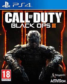 Игра для игровой консоли PlayStation 4, Call of Duty: Black Ops 3 (БУ)