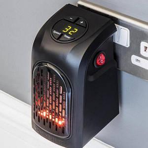 Портативный тепловентилятор дуйчик Handy Heater, электрообогреватель, мини обогреватель, Rovus Toys