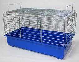Клетка Кролик оцинк.570/300/335