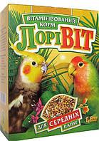 Корм для средних попугаев Лоривит 1,5 кг