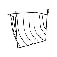 Годівниця для гризунів, метал 20 × 18 × 12 см