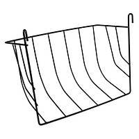 Кормушка для грызунов, металл 25 × 18 × 12 см