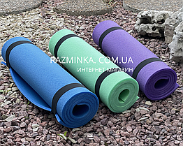 Коврик для фитнеса и йоги 1500*500*8мм