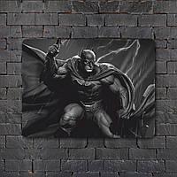 Постер (картина) табличка - BATMAN  2