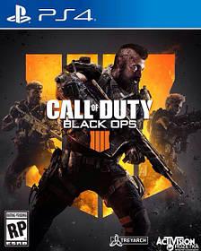 Игра для игровой консоли PlayStation 4, Call of Duty: Black Ops 4 (БУ)