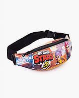 Поясная сумка (бананка)  - Brawl Stars