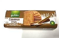 Печиво Gullon Cinnamon, 235 g