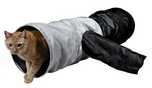 Шуршащий тоннель для кошки Trixie 115 см, Ø 30 см