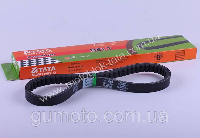 Ремінь 669*18,1 - 50CC4T - Premium