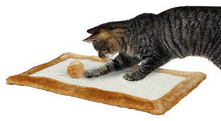 Когтеточка - килимок для кішок 55 х 35 см